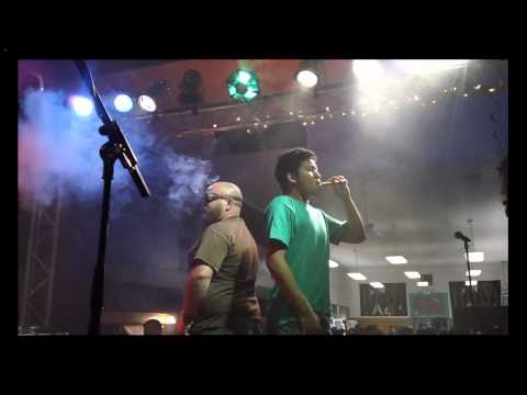 New Mexico Vape Fiesta 2014 Cloud Competition (qui