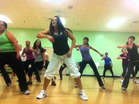 SWEAT  by Casely- a fun and easy Zumba choreo.