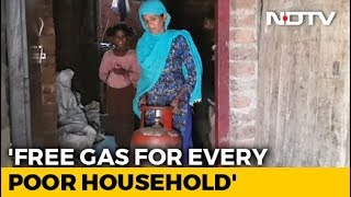Centre Pushes For 100% LPG Connections, Refills Are Another Matter - NDTV