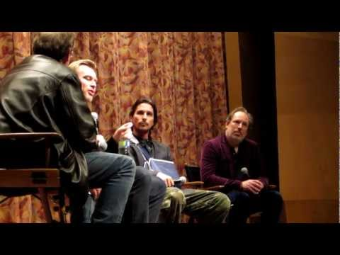 The Dark Knight Rises | Christian Bale | Q&amp;A