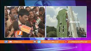 Balapur Ganesh Laddu Winner Srinivas Gupta Express Happy Over Laddu Winning   Hyderabad   iNews - INEWS