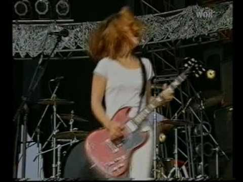 Veruca Salt @ Bizarre Festival 1997 (Part 8 of 9): Volcano Girls