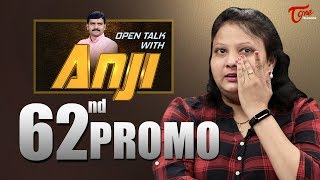 Geeta Singh Exclusive Interview Promo | Open Talk with Anji #62 | Telugu Interviews | TeluguOne - TELUGUONE