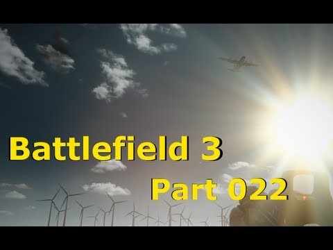 Let's Play Battlefield 3 Multiplayer (German) (Part 022) - TEAM FAREWELL!