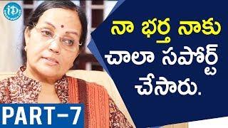 Retd IFS Officer CS Ramalakshmi Interview Part #8 || Dil Se With Anjali - IDREAMMOVIES