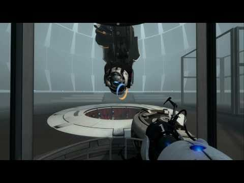 Portal 2 - Wheatley becomes GLaDOS