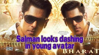 Bharat | Salman looks dashing in young avatar | New poster out - BOLLYWOODCOUNTRY