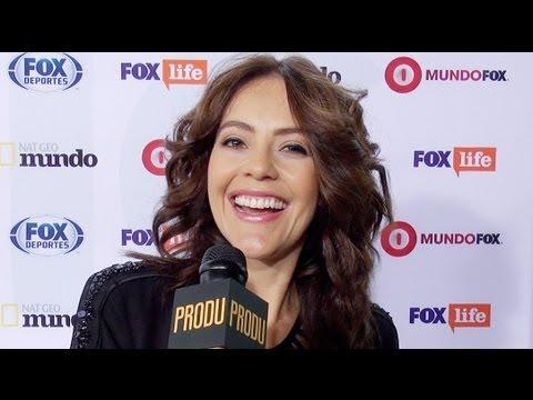Cristina Umaña, actriz colombiana, habla de su modista y de 'El capo 3' y 'Cumbia ninja'