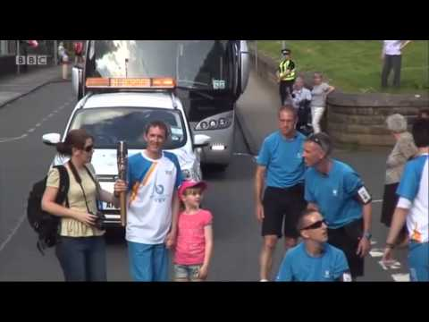 Queens Baton Relay | Hawick