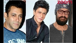 All You Need To Know About Salman, SRK & Aamir's 2018 Movie Releases | Bollywood News - ZOOMDEKHO