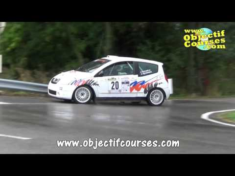 Video Rallye d'Annonay 2012
