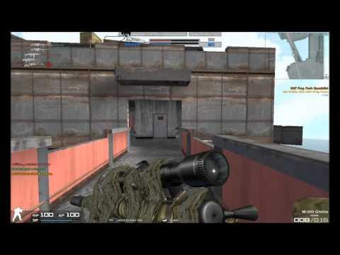 Combat Arms Sniper Multi-Kill Montage || x-Bunny ||