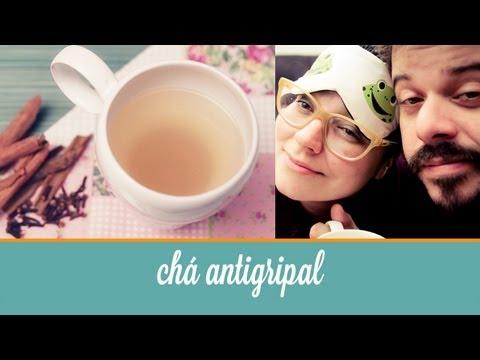 Chá Antigripal  | Cozinha para 2