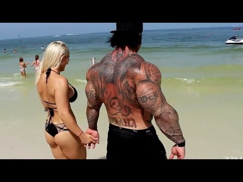Rich piana getting married at the 2015 olympia jacbur com the