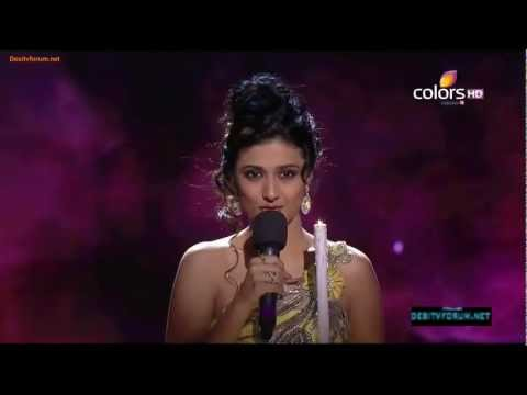 Isha and Salman Horror Dance Performance 15th July 2012 Jhalak Dikhla Jaa Season 5  (720 HD)