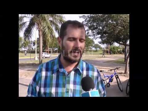 PIDEN DELIMITAR UNA SENDA PARA CORREDORES EN LA COSTANERA ESTE