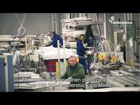 Film prezentujący firmę Dobroplast