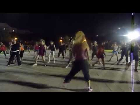 El Serrucho (Cumbia) - Zumba ® fitness class with Shai Eisenberg