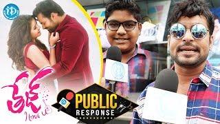 #Tej I Love You Public Response / Review || Sai Dharam Tej || Anupama Parameshwaran || A Karunakaran - IDREAMMOVIES