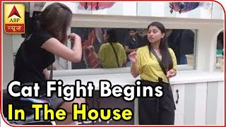 Bigg Boss 12: Cat-Fight BEGINS in the house; Roshmi CRIES - ABPNEWSTV