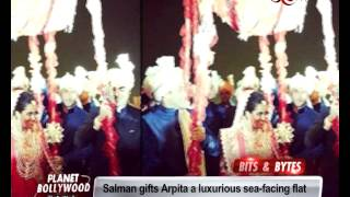 Salman Khan gifts a sea facing apartment to Arpita Khan, Sonakshi Sinha lashes out on a fan