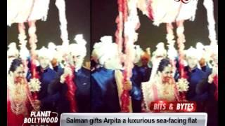 Salman Khan gifts a sea facing apartment to Arpita Khan, Sonakshi Sinha lashes out on a fan
