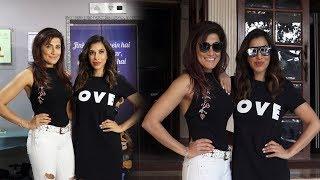 #BollywoodNews: आप कैसे रह सकते हो फिट, सोफी और जैसमीन दे रही हैं टिप्स