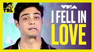Noah Centineo Gets Real About Pineapple On Pizza, Dream Collabs, & More | Requestions | TRL - MTV