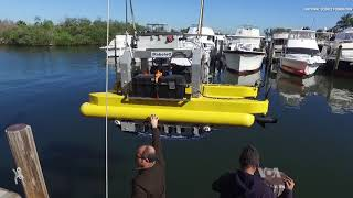 Autonomous Boats Can Offer Help on the Water - VOAVIDEO