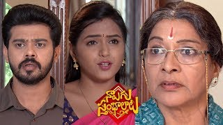 Naalugu Sthambalata Serial Promo - 21st October 2019 - Naalugu Sthambalata Telugu Serial - MALLEMALATV