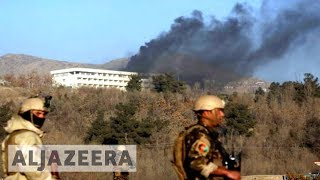 Taliban claim responsibility for deadly Kabul hotel attack 🇦🇫 - ALJAZEERAENGLISH