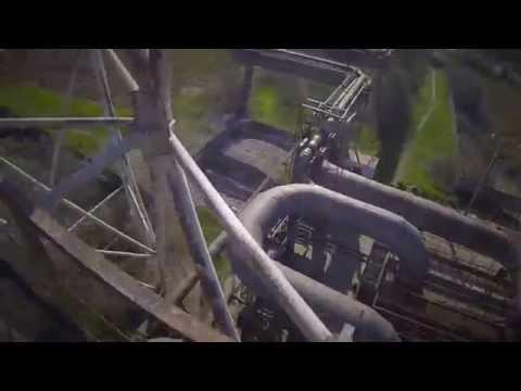 Antenna B.A.S.E. jump