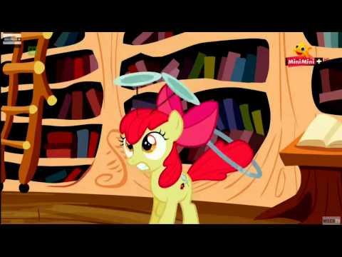 """[Dubbing PL] My Little Pony Przyjaźń to Magia odc.  32 """"Znaczkowa ospa"""" (HD)"""