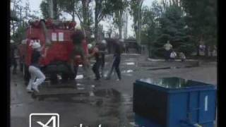 Команда МЧС из Энергодара победила в областных соревнованиях