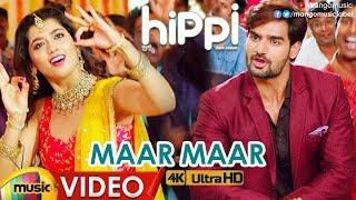 Maar Maar Full Video Song 4K | Hippi Movie Songs | Kartikeya | Digangana | Shradda Das | Mango Music - MANGOMUSIC