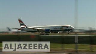 UK government approves Heathrow airport expansion - ALJAZEERAENGLISH