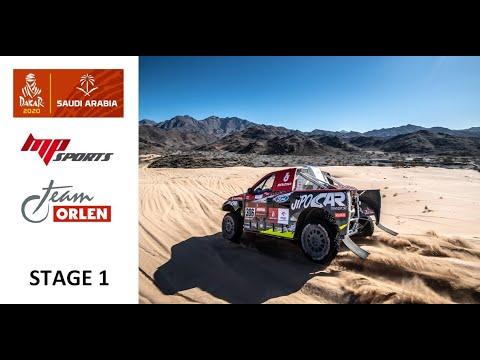 Autoperiskop.cz  – Výjimečný pohled na auta - I se třemi defekty je Martin Prokop po první etapě Dakaru dvanáctý