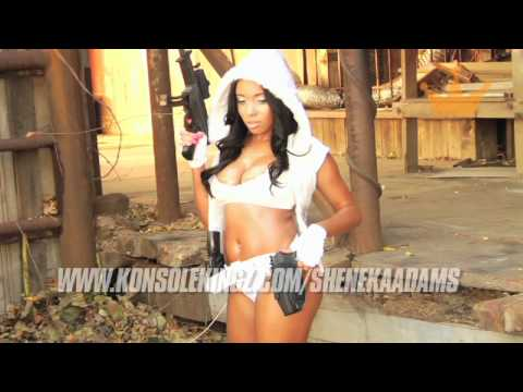 Sheneka Adams Special Ops PS3 Dynamic Theme- Behind The Scenes