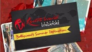 Resort World Sentosa Singapore - Part 1