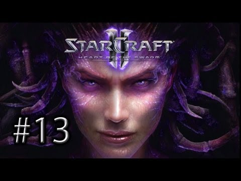 StarCraft 2 Heart of the Swarm: Mission 13