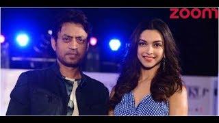 Irrfan-Deepika's Forthcoming Movie Not To Be Shelved? | Bollywood News - ZOOMDEKHO