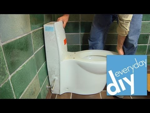 Buildipedia DIY - How to Install a Toilet