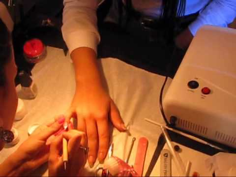Curs de unghii false - Estetika Profesional - Beauty - School Oradea - Partea 2