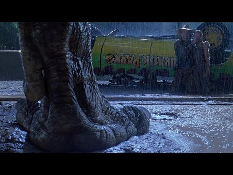Jurassic Park Trailer 2011