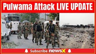 Militants attack on CRPF in Jammu & Kashmir's, Awantipora | LIVE J&K - NEWSXLIVE