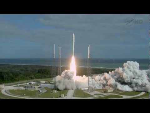 *Breaking news 2011* Nasa Atlas V Rocket countdown