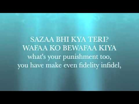 Yeh Jism Hai To Kya Lyrics Jism 2