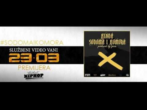 Kinda - Sodoma i komora (Video Teaser)
