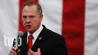 Audio, texts show how two men worked to discredit one of Roy Moore's accusers. - WASHINGTONPOST