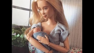 Would You Let Your Child Play With a Breastfeeding Barbie? - POPSUGARTV